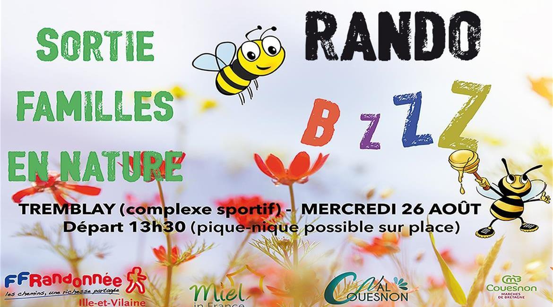 Rando BZZZ - Marchez sur les traces des abeilles