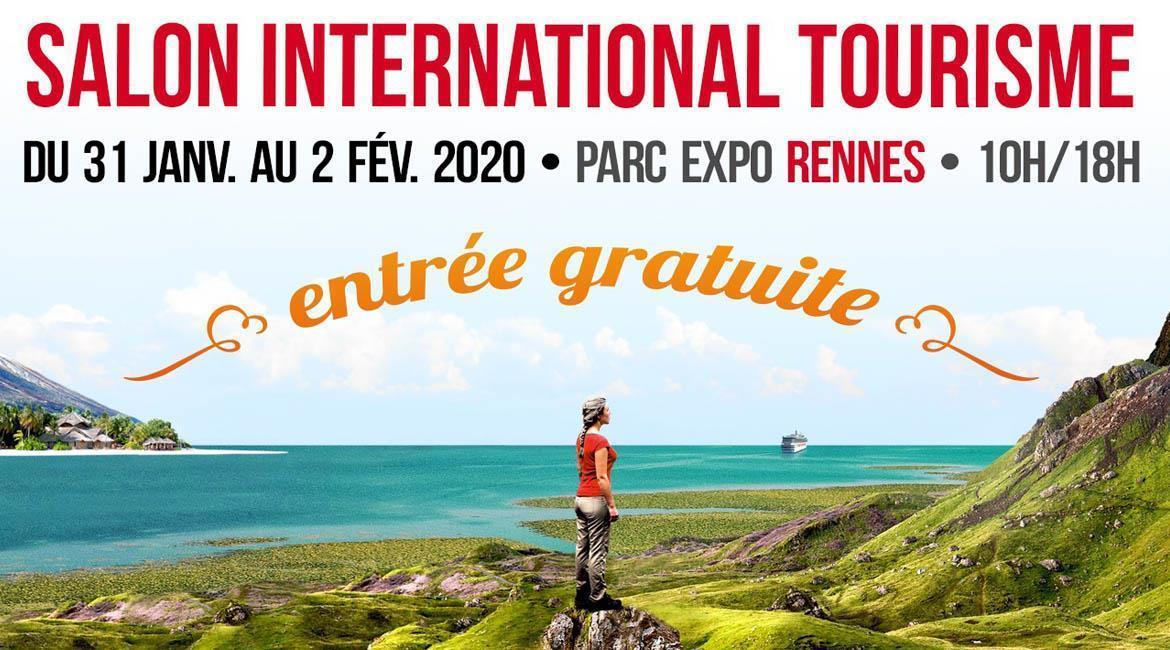 SALON DU TOURISME INTERNATIONAL DE RENNES