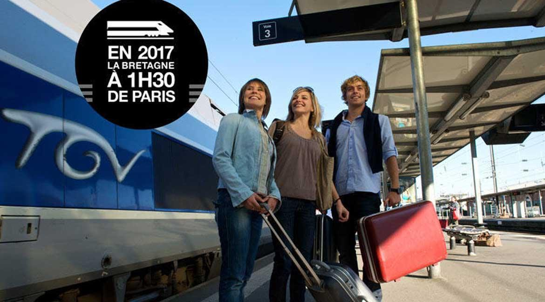 LA BRETAGNE A 1H30 DE PARIS