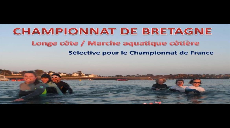 BRETAGNE : Le Championnat Régional de Bretagne de longe côte