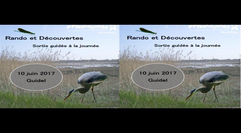 GUIDEL-PLAGES ( Morbihan) : Rando et Découvertes