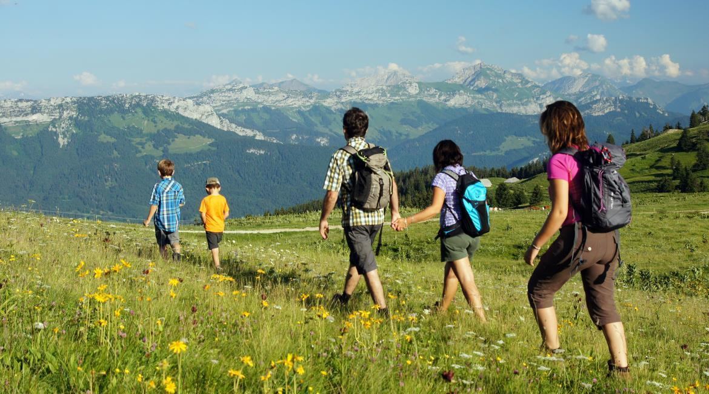 CONSEIL : Bien préparer sa randonnée en été