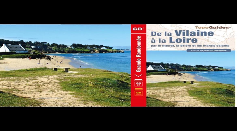 LOIRE ATLANTIQUE : Randonner de la Vilaine à la Loire