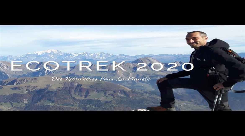 Un défi sportif ! Écotrek 2020 sur les GR® de France