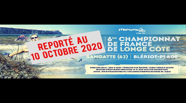 Report du 6ème Championnat de France de longe côte
